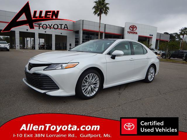 Used 2019 Toyota Camry in Gulfport, MS