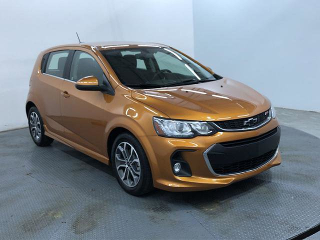 Used 2018 Chevrolet Sonic in Indianapolis, IN