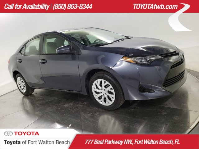 Used 2019 Toyota Corolla in Fort Walton Beach, FL