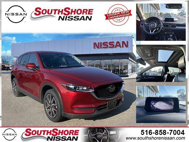 2018 Mazda CX-5 Touring Touring AWD Regular Unleaded I-4 2.5 L/152 [1]