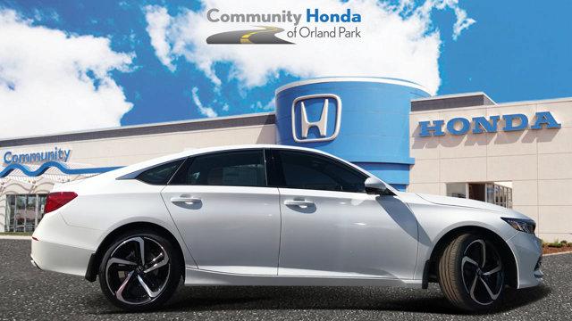New 2020 Honda Accord Sedan in Orland Park, IL