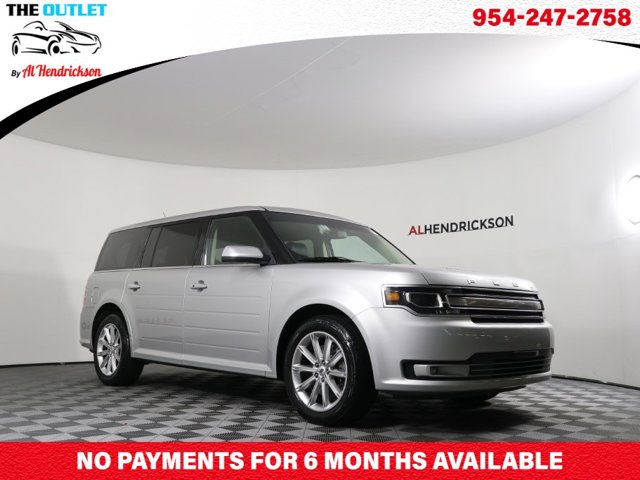 Used 2019 Ford Flex in Coconut Creek, FL