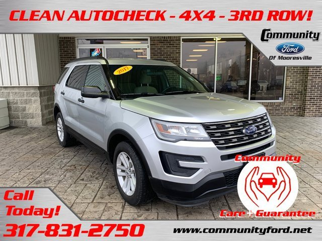 Used 2017 Ford Explorer in Bloomington, IN
