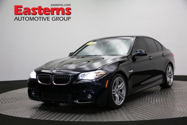 2016 BMW 5 Series 535i xDrive M-Sport 4dr Car