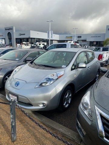 Used 2011 Nissan LEAF in Chula Vista, CA