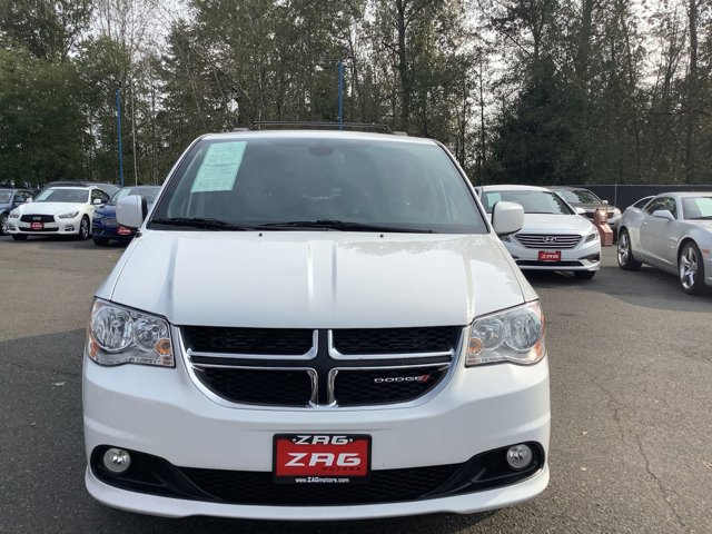 Used 2019 Dodge Grand Caravan SXT Wagon