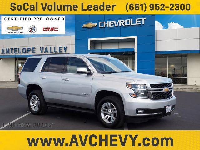 2020 Chevrolet Tahoe LT 4WD 4dr LT Gas/Ethanol V8 5.3L/325 [7]