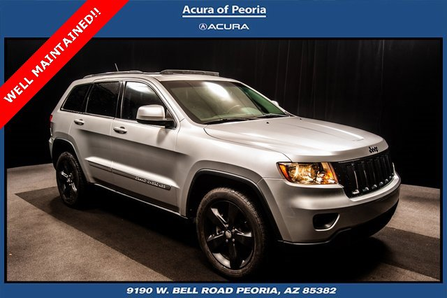 Used 2012 Jeep Grand Cherokee in , AZ