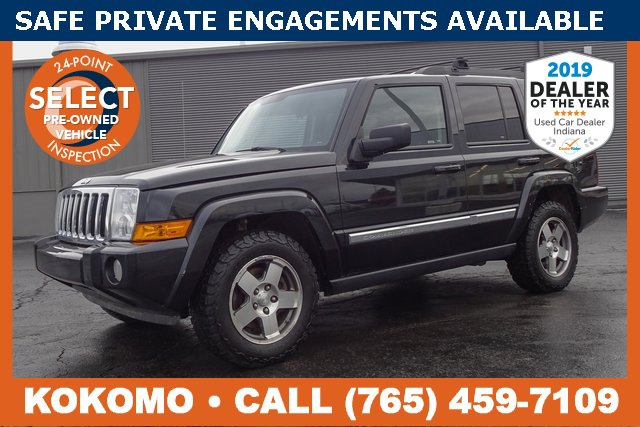 Used 2010 Jeep Commander in Indianapolis, IN