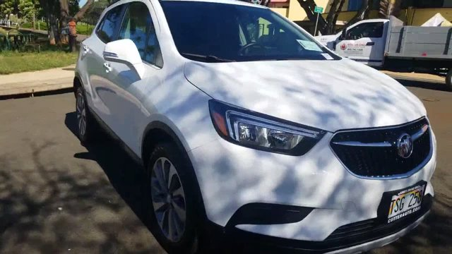Used 2019 Buick Encore in Honolulu, Pearl City, Waipahu, HI