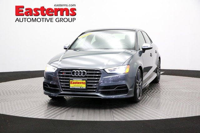 2016 Audi S3 Premium Plus Performance 4dr Car