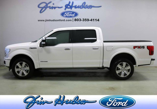 New 2019 Ford F-150 in , SC