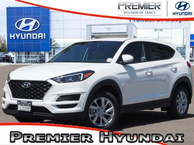 New 2019 Hyundai Tucson in Tracy, CA