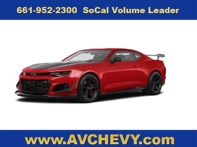 2021 Chevrolet Camaro ZL1 2dr Cpe ZL1 Turbocharged Gas V8 6.2L/376 [1]