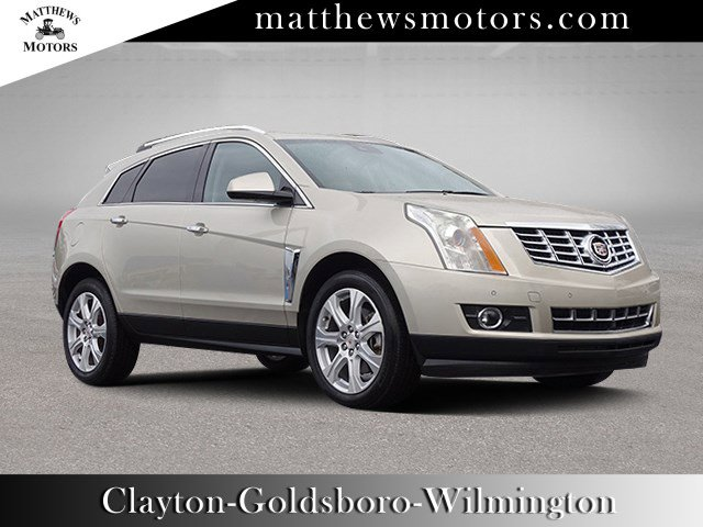 2015 Cadillac SRX Premium Collection w/ Nav & Panoramic Sunroof
