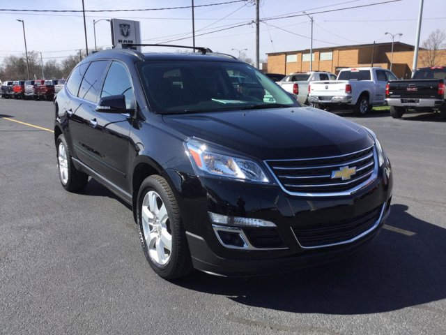 Used 2017 Chevrolet Traverse in Mattoon, IL