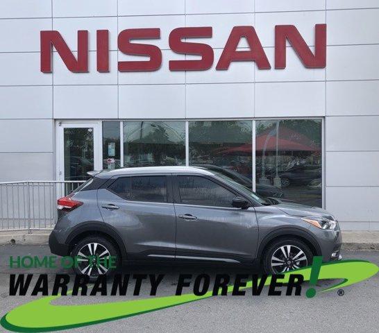 2020 Nissan Kicks SR SR FWD Regular Unleaded I-4 1.6 L/98 [13]