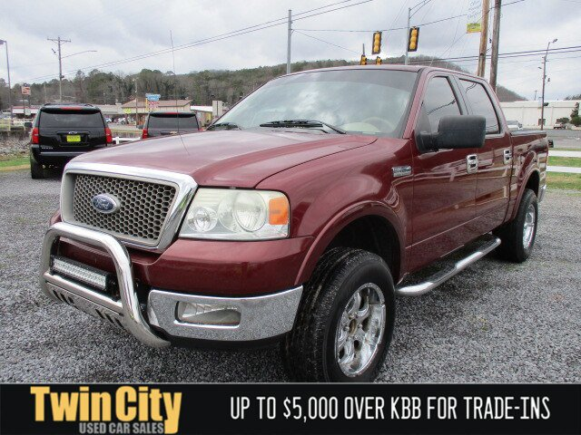 Used 2005 Ford F-150 in Fort Payne, AL