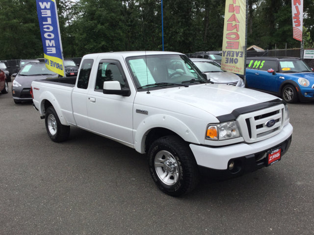Used 2011 Ford Ranger 2WD 4dr SuperCab 126 Sport
