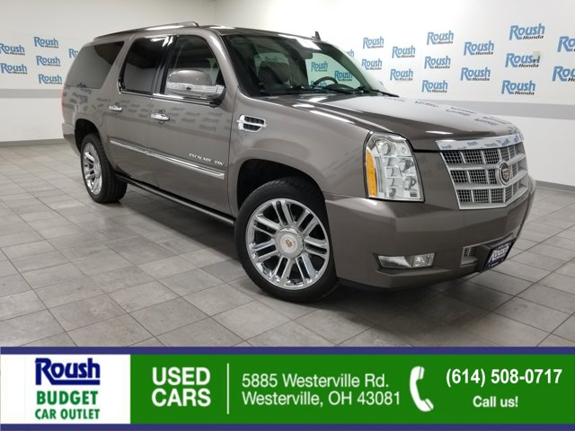 Used 2013 Cadillac Escalade ESV in Westerville, OH
