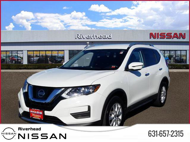 2017 Nissan Rogue SV 2017.5 AWD SV Regular Unleaded I-4 2.5 L/152 [11]