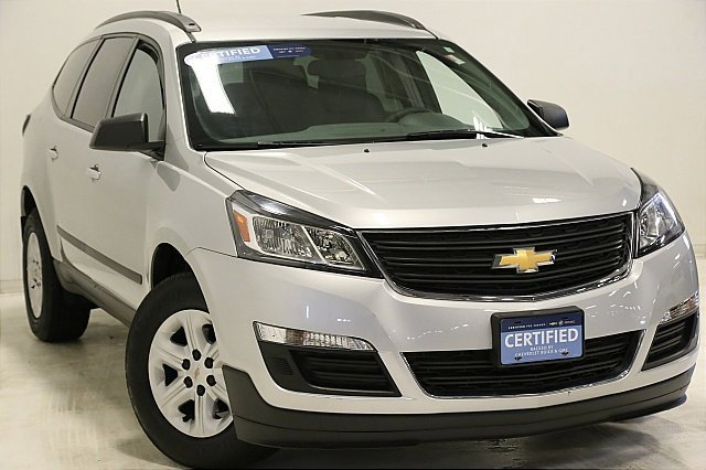 Used 2017 Chevrolet Traverse in Cleveland, OH