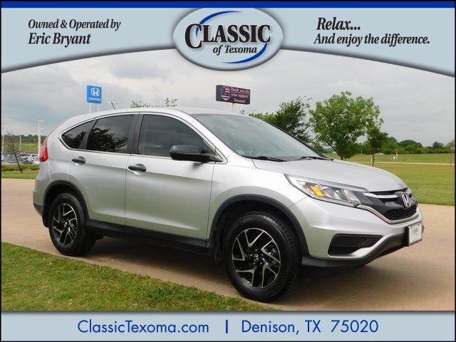 Used 2016 Honda CR-V in Denison, TX