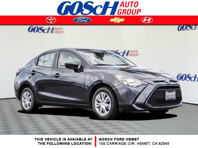 Used 2019 Toyota Yaris Sedan in Hemet, CA