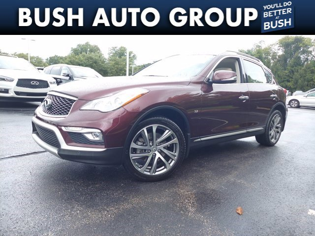 2017 INFINITI QX50 AWD Leather Nav Sunroof Back up Cam 19′ Wheels AWD Premium Unleaded V-6 3.7 L/226 [1]