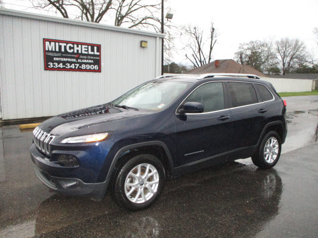 Used 2014 Jeep Cherokee in Dothan & Enterprise, AL