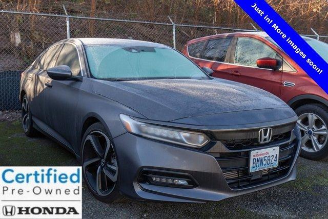 Used 2018 Honda Accord Sedan in Olympia, WA