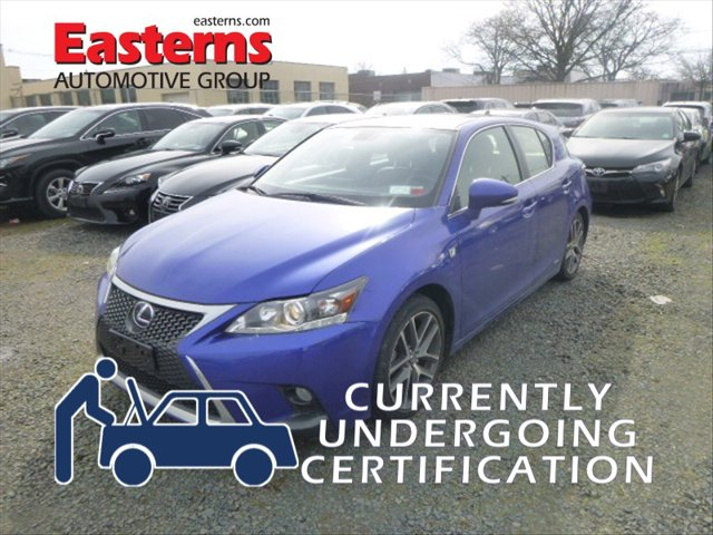 2016 Lexus CT 200h for sale 125715 0