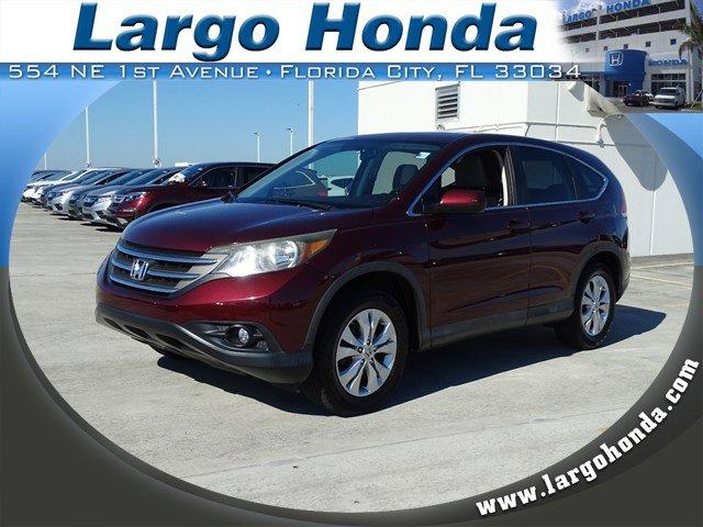 Used 2013 Honda CR-V in Florida City, FL