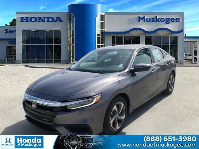 New 2019 Honda Insight in Muskogee, OK