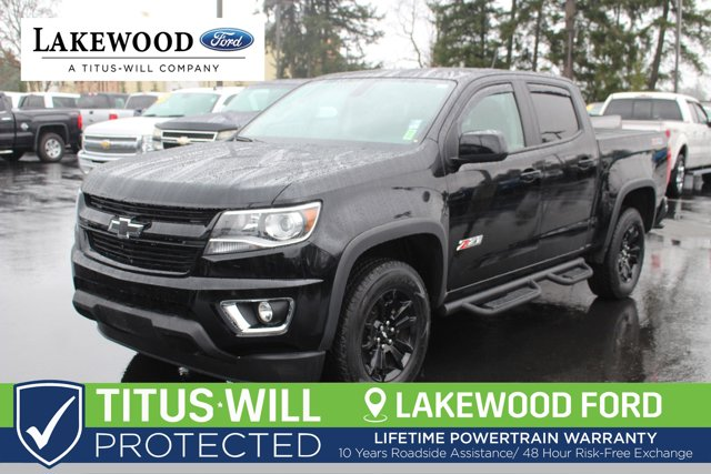 Used 2017 Chevrolet Colorado in Tacoma, WA