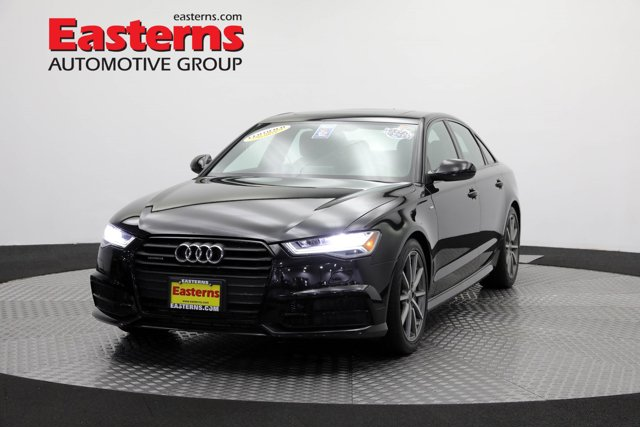 2017 Audi A6 Premium Plus Sport Black Optic 4dr Car