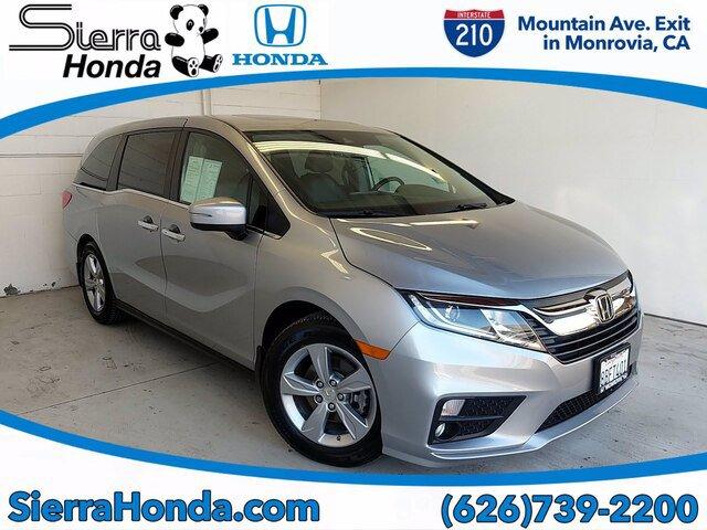 2018 Honda Odyssey EX-L EX-L Auto Regular Unleaded V-6 3.5 L/212 [11]