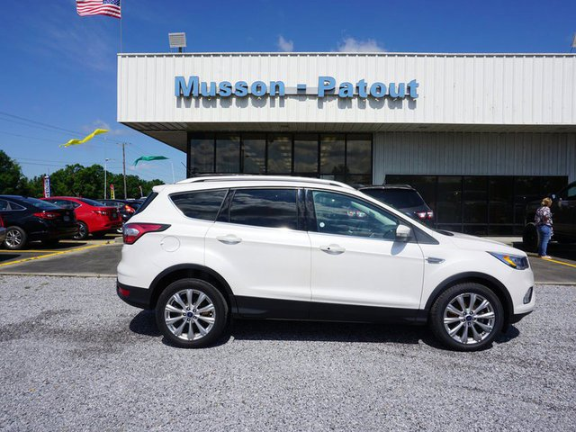 Used 2017 Ford Escape in New Iberia, LA