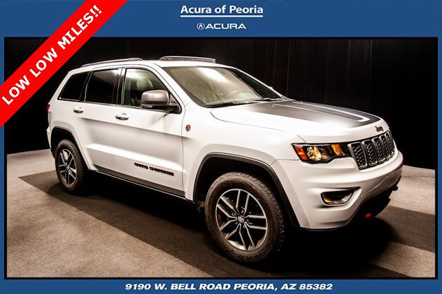 Used 2017 Jeep Grand Cherokee in , AZ