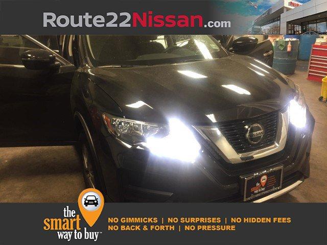 2020 Nissan Rogue SV AWD SV Regular Unleaded I-4 2.5 L/152 [4]
