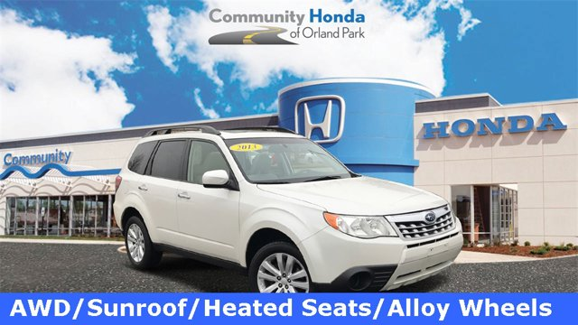 Used 2013 Subaru Forester in Orland Park, IL