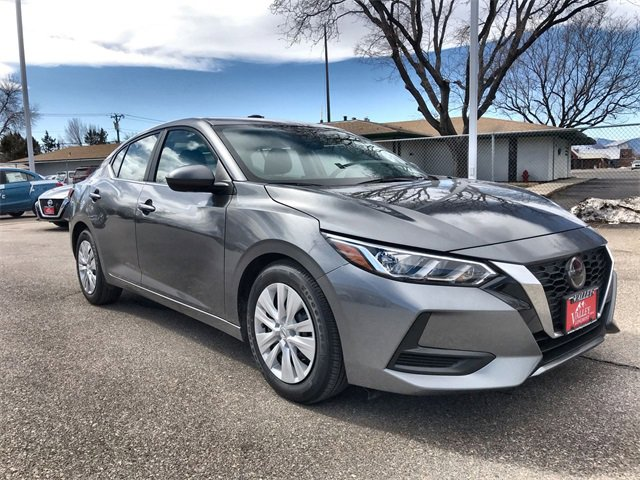 New 2020 Nissan Sentra in Fort Collins, CO