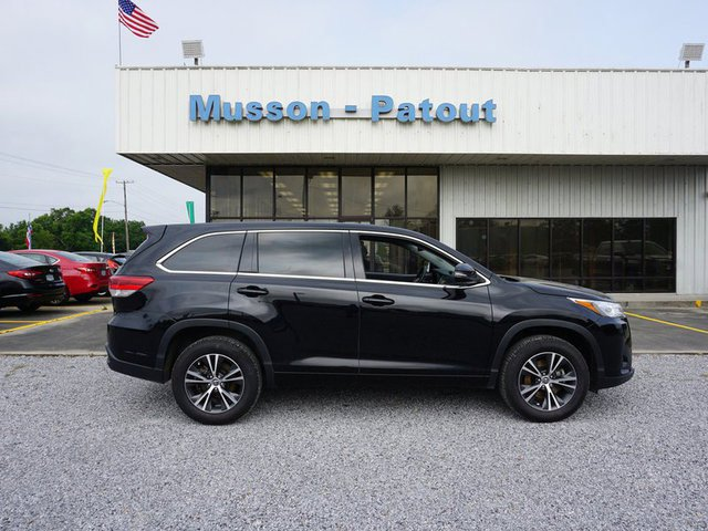 Used 2018 Toyota Highlander in New Iberia, LA