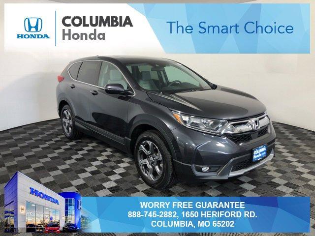 Used 2017 Honda CR-V in Columbia, MO