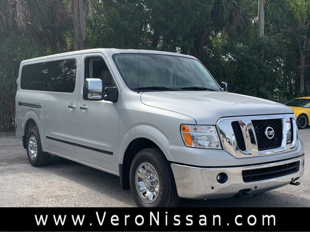New 2019 Nissan NV Passenger in Vero Beach, FL