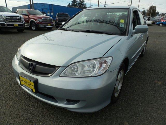 Used 2005 Honda Civic Hybrid CVT ULEV