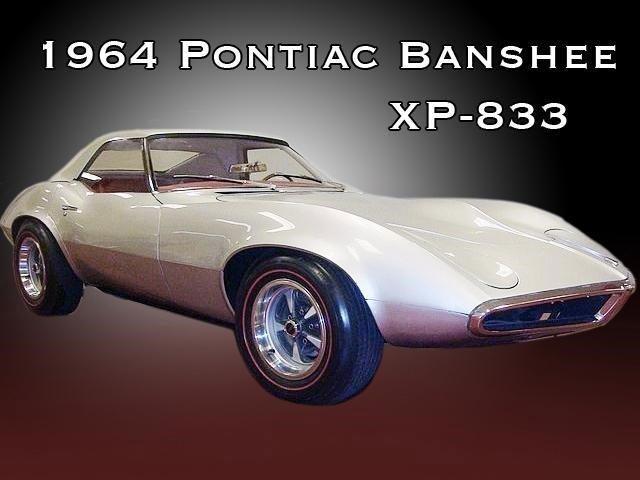 Used 1964 Pontiac BANSHEE PROTOTYPE in Milford, CT