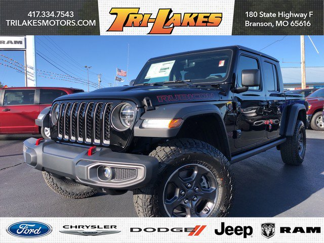 New 2020 Jeep Gladiator in Branson, MO