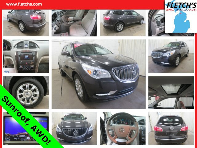 Used 2015 Buick Enclave in Petoskey, MI