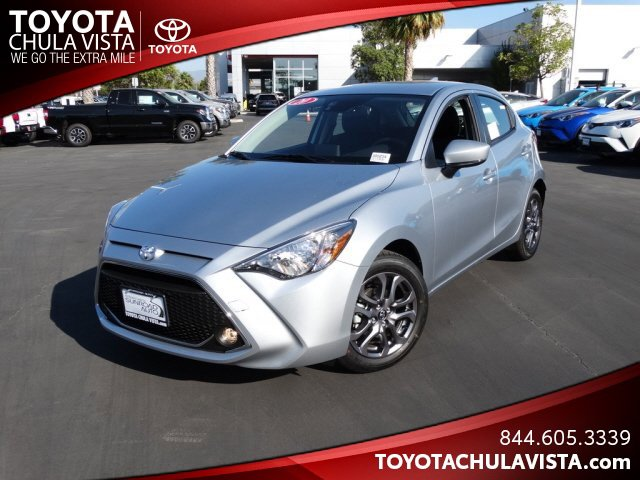New 2020 Toyota Yaris Hatchback in Chula Vista, CA